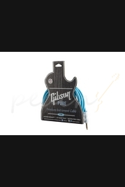 Gibson 12ft Instrument Cable - Blue