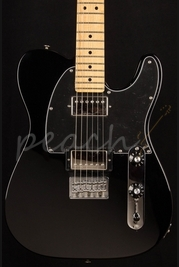 Fender Blacktop Tele HH MN Black