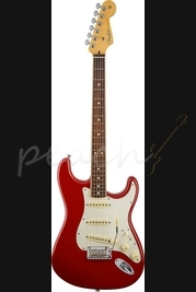 Fender FSR American Standard Strat Channel Bound in Dakota Red