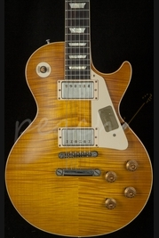 Gibson Custom 1959 Les Paul VOS Lemonburst 2014 Spec