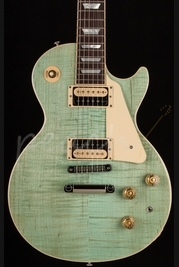 Gibson 2015 Les Paul Classic Seafoam Green