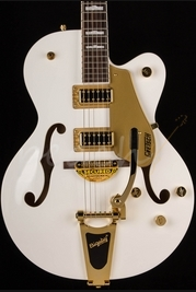 Gretsch G5420T Electromatic FSR Snowcrest White with Gold Hardware