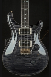 PRS Custom 24 30th Anniversary Grey Black Pattern Thin #214713