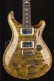 PRS Custom 24 Wood Library Obsidian