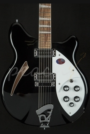 Rickenbacker 360 12 String Electric Guitar in JetGlo