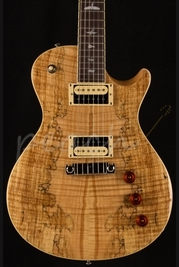 PRS SE Bernie Marsden Spalted Maple Limited Edition - Natural