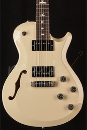 PRS S2 Singlecut Semi-Hollow - Antique White