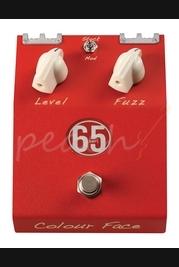 65 Amps Colour Face Pedal
