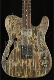 James Trussart Deluxe Steelcaster - Used