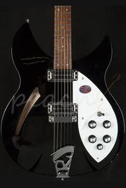 Rickenbacker 330 Electric Guitar - Jetglo