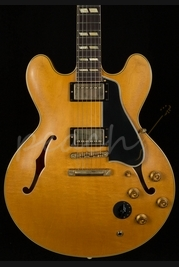 Gibson '59 ES-345 - Vintage Natural with Gold Hardware