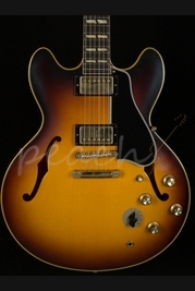 Gibson Memphis 1964 ES-345 Guitar Historic Burst Gold Hardware