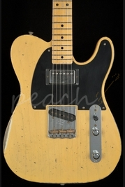 Fender Custom Shop 53 Tele Relic with Neck HB Nocaster Blonde
