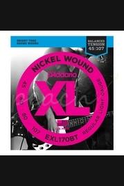 D'Addario - 45-107 Balanced Tension Bass Strings