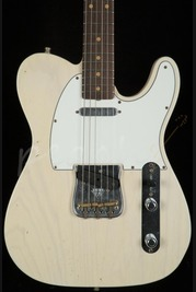 Fender Custom Shop Postmodern Journeyman Tele RW - Aged White Blonde