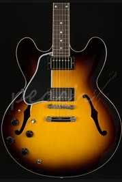 Gibson ES-335 Plain Top Vintage Sunburst Left Handed