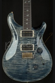 PRS Custom 24 30th Anniversary Faded Whale Blue Pattern Thin #215799