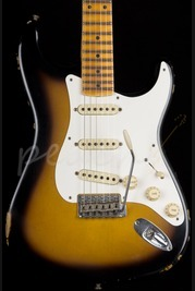 Fender Custom Shop 57' Relic Strat - 2 Tone Sunburst