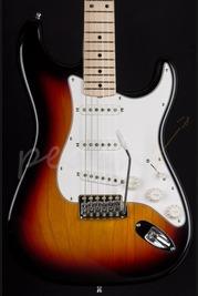 Fender Custom Shop Postmodern NOS Strat MN - 3 Tone Sunburst