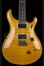 PRS Custom 24 30th Anniversary 10 top - Faded Yellow