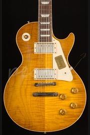 Gibson Custom 1958 Les Paul Plaintop VOS Handpicked - Lemon Burst