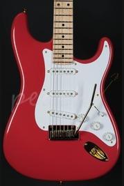 Fender Custom Shop 56 NOS Strat Fiesta Red Gold Hardware