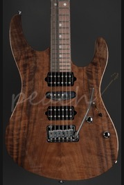 Suhr Modern Claro Walnut Top with Mahogany Body