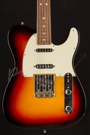Fender Hot Rod 60's Telecaster 3 tone sunburst Used