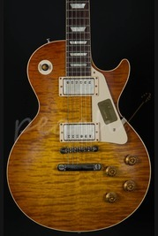 Gibson Custom 1959 Les Paul Sunrise Teaburst 2014 spec