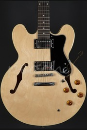 Epiphone Dot 335 Natural Chrome Hardware