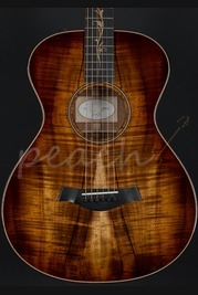 Taylor K22e 12-Fret AA Top with ES2