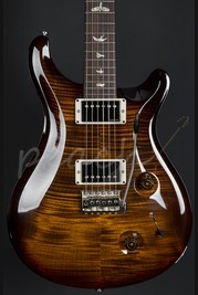 PRS Custom 22 Black Gold Wrap Pattern Thin 57/08