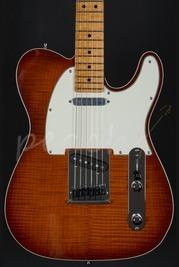 Fender Custom Shop American Custom Tele MN - Violin Burst