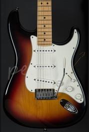 Fender American Standard Strat Sunburst Used