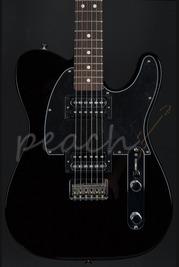 Fender Standard Telecaster HH Rosewood Fingerboard Black