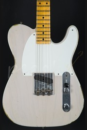 Fender Custom Shop Limited Edition 55' Relic Esquire - Dirty White Blonde