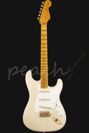 Fender Custom Shop 20th Anniversary Relic Stratocaster - Vintage Blonde