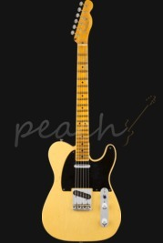 Fender Custom Shop 20th Anniversary Relic Nocaster - Nocaster Blonde
