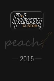 Gibson Custom CS9 50's Style Les Paul Standard VOS - Ice Tea