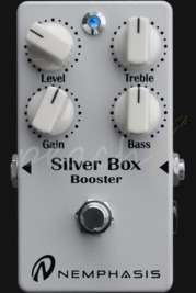 Nemphasis Silver Box Booster Pedal