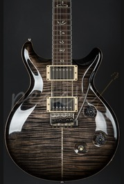 PRS Santana 24 25th Anniversary Charcoalburst 10 top Used