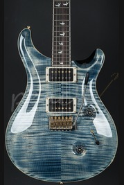 PRS Custom 24 30th Anniversary Faded Whale Blue Pattern Reg #217976