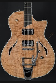 Taylor T3B Flame Natural Alnico