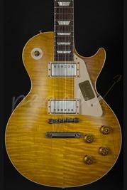 Gibson Custom CS8 50's Style Les Paul Standard VOS - Lemon Burst