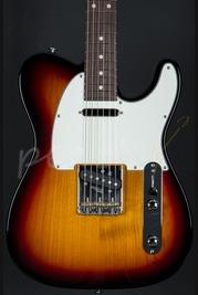 Suhr Classic T Pro 3 Tone Burst Rosewood