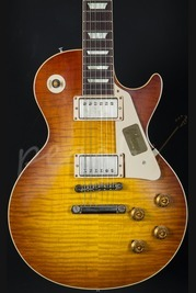 Gibson Custom CS9 50's Style Les Paul Standard VOS - Sunrise Tea Burst