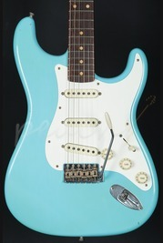 Fender Custom Shop 59' Journeyman Strat - Daphne Blue