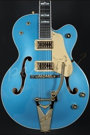 Gretsch G6136TTV-FSR Falcon Junior Lake Placid Blue
