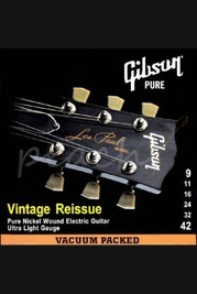 Gibson Vintage Re-Issue Electric Strings 9-42