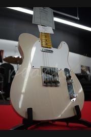 Fender Custom Shop Masterbuilt Yuri Shishkov 50 Tele Relic Vintage Blonde